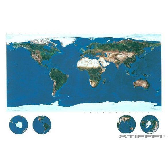 Az élő Föld falitérkép