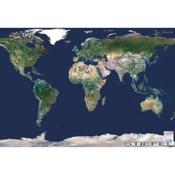 A Föld a világűrből falitérkép