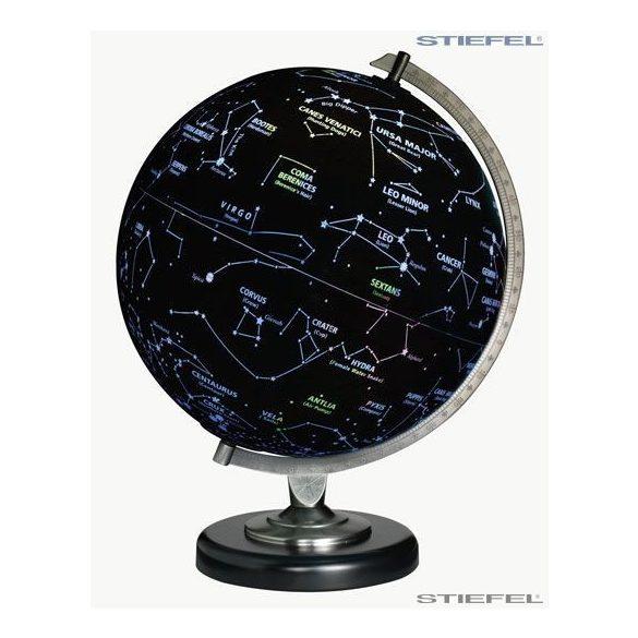 Day & Night kivilágítható politikai és csillagászati földgömb 30 cm