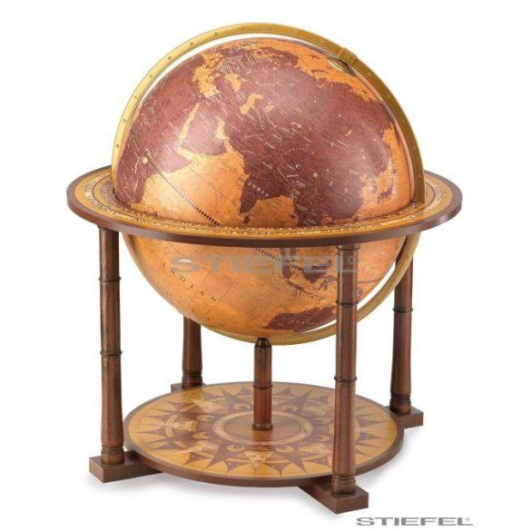 Antik jellegű földgömb, fix Aries Ø 60  cm