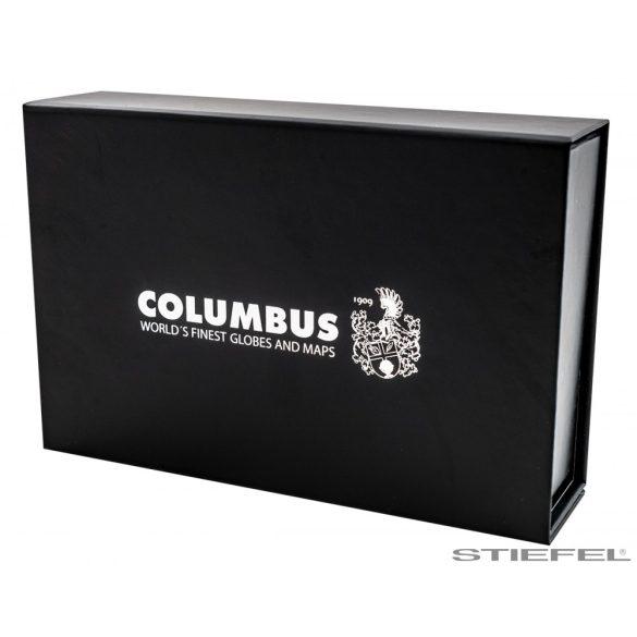 Audio/Video toll Columbus földgömbökhöz